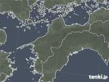 雨雲レーダー(2021年04月11日)