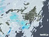 2021年04月13日の関東・甲信地方の雨雲レーダー