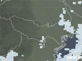 2021年04月13日の東京都の雨雲レーダー