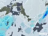 2021年04月13日の和歌山県の雨雲レーダー