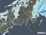 2021年04月14日の関東・甲信地方の雨雲レーダー