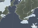 2021年04月14日の和歌山県の雨雲レーダー