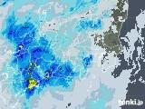 2021年04月17日の関東・甲信地方の雨雲レーダー