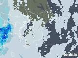 2021年04月17日の千葉県の雨雲レーダー
