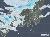2021年04月18日の関東・甲信地方の雨雲レーダー