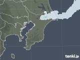 2021年04月18日の千葉県の雨雲レーダー