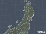 雨雲レーダー(2021年04月20日)