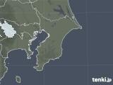 2021年04月20日の千葉県の雨雲レーダー