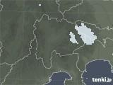 2021年04月20日の山梨県の雨雲レーダー