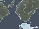 2021年04月20日の和歌山県の雨雲レーダー