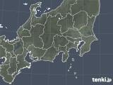 2021年04月23日の関東・甲信地方の雨雲レーダー