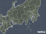 2021年04月24日の関東・甲信地方の雨雲レーダー