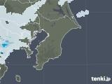 2021年04月25日の千葉県の雨雲レーダー