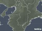 2021年04月26日の奈良県の雨雲レーダー