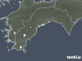 2021年04月26日の高知県の雨雲レーダー