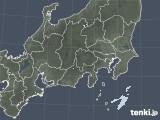2021年04月27日の関東・甲信地方の雨雲レーダー