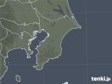 2021年04月27日の千葉県の雨雲レーダー