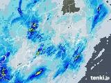 2021年04月29日の関東・甲信地方の雨雲レーダー
