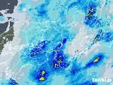 2021年04月29日の近畿地方の雨雲レーダー