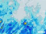 2021年04月29日の山梨県の雨雲レーダー