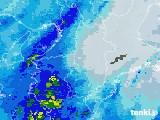 2021年04月29日の奈良県の雨雲レーダー