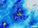 2021年04月29日の和歌山県の雨雲レーダー