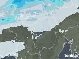2021年04月30日の滋賀県の雨雲レーダー