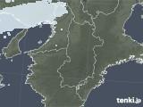2021年04月30日の奈良県の雨雲レーダー