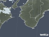 2021年04月30日の和歌山県の雨雲レーダー