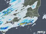 2021年05月01日の関東・甲信地方の雨雲レーダー