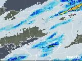2021年05月01日の兵庫県の雨雲レーダー