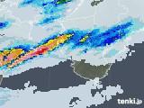2021年05月01日の和歌山県の雨雲レーダー