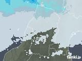 2021年05月01日の山形県の雨雲レーダー
