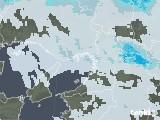 2021年05月02日の大阪府の雨雲レーダー