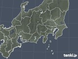 2021年05月04日の関東・甲信地方の雨雲レーダー