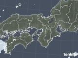 2021年05月04日の近畿地方の雨雲レーダー