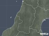 2021年05月04日の山形県の雨雲レーダー