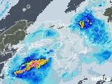 2021年05月05日の近畿地方の雨雲レーダー
