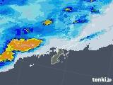 2021年05月05日の沖縄県の雨雲レーダー