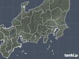 2021年05月06日の関東・甲信地方の雨雲レーダー