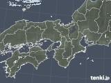 2021年05月06日の近畿地方の雨雲レーダー