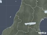 2021年05月06日の山形県の雨雲レーダー