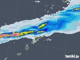 2021年05月07日の鹿児島県(奄美諸島)の雨雲レーダー