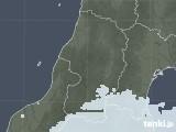 2021年05月07日の山形県の雨雲レーダー