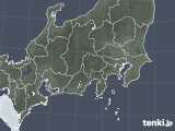 2021年05月08日の関東・甲信地方の雨雲レーダー