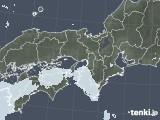 2021年05月08日の近畿地方の雨雲レーダー