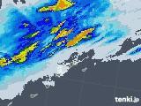 2021年05月08日の鹿児島県(奄美諸島)の雨雲レーダー