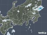 2021年05月09日の関東・甲信地方の雨雲レーダー