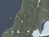 2021年05月09日の山形県の雨雲レーダー