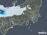 2021年05月10日の関東・甲信地方の雨雲レーダー